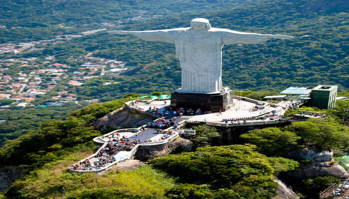 Prepare to be awestruck by Christ the Redeemer