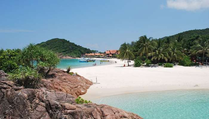 Redang Island View