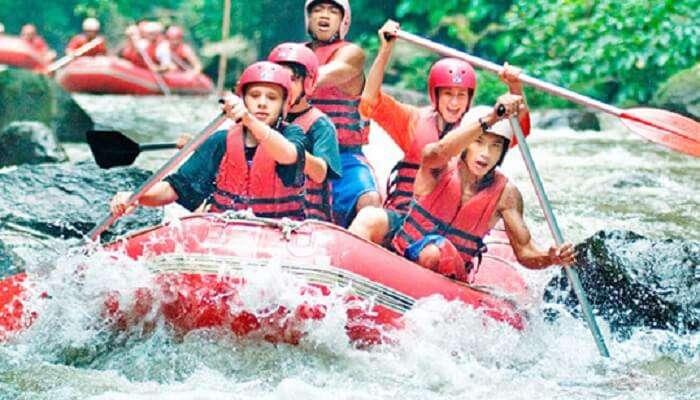 River Rafting Ayung Bali