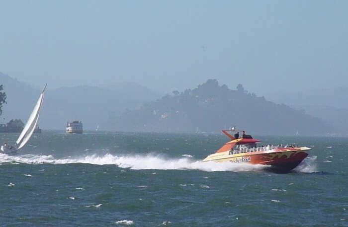 Rocket Boat Tour