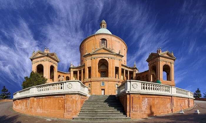 oldest church in bologna