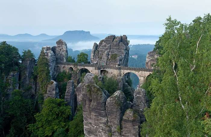 Saxon Switzerland National Park (Germany)