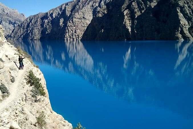 Shey-Pokshundo Lake