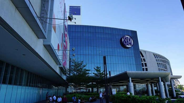 SM Mall in Cebu