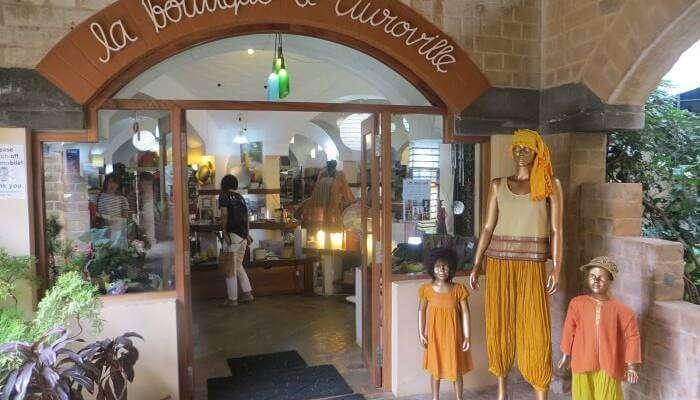 Shopping In Pondicherry_23 oct