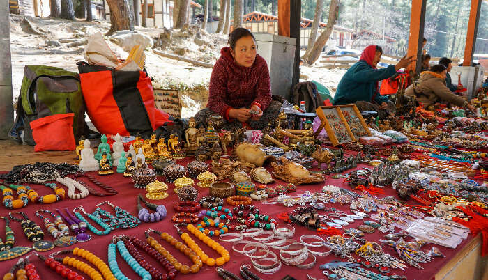 Shopping in Bhutan