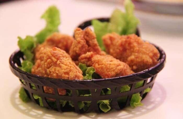 Chicken View