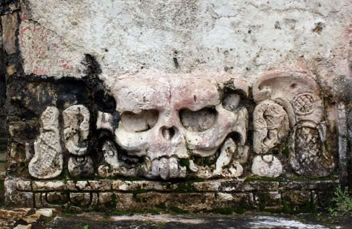 Temple of the Skulls