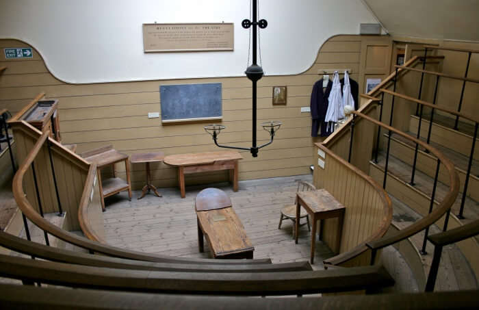 The Old Operating Theatre Museum