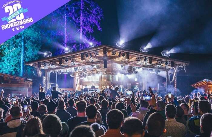 The Venues At Snowbombing Festival 2019