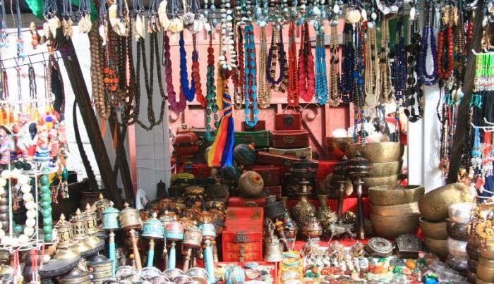 Tibetan Settlement Market in Tawang