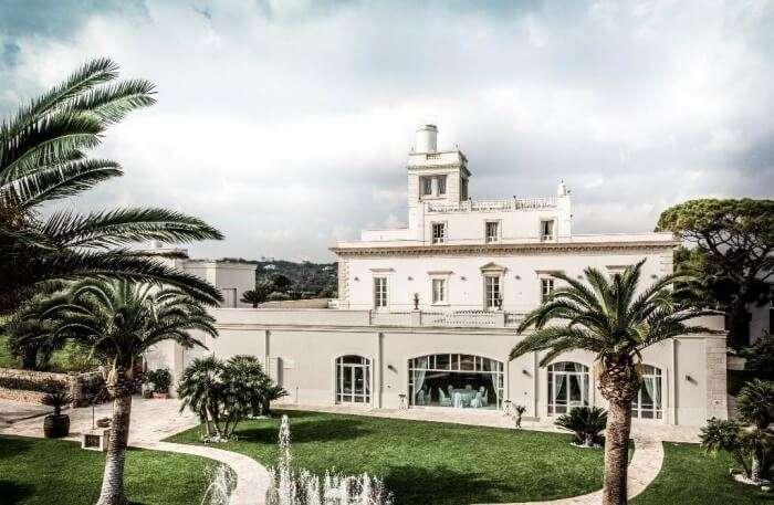 Villa San Giardino San Tommaso