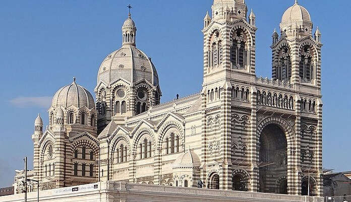 Visit medieval cathedrals in Marseille