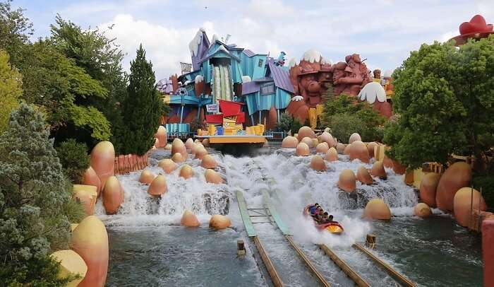 Water Parks In Pattaya