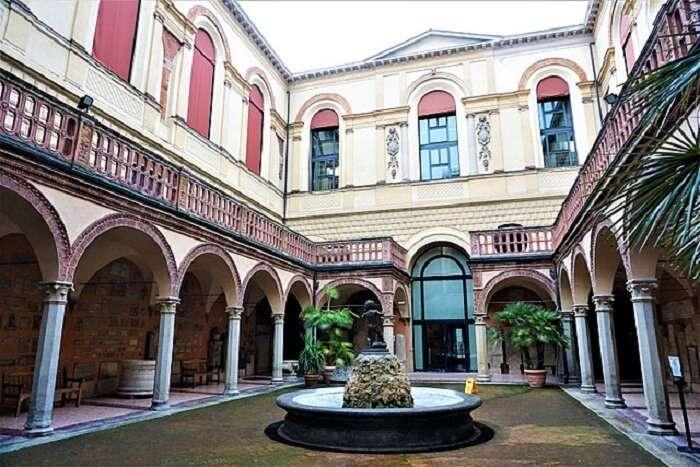 museum in bologna