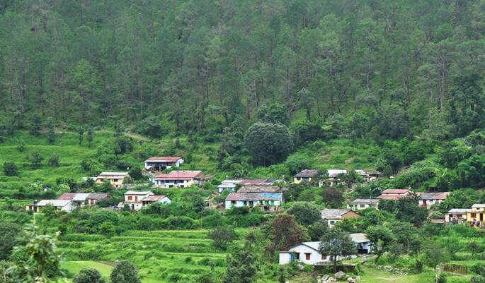 Bhowali in Uttrakhand
