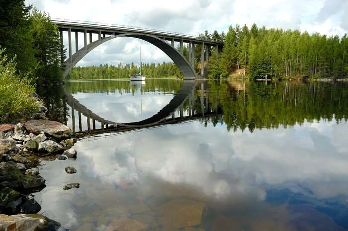 Best Lakes In Finland