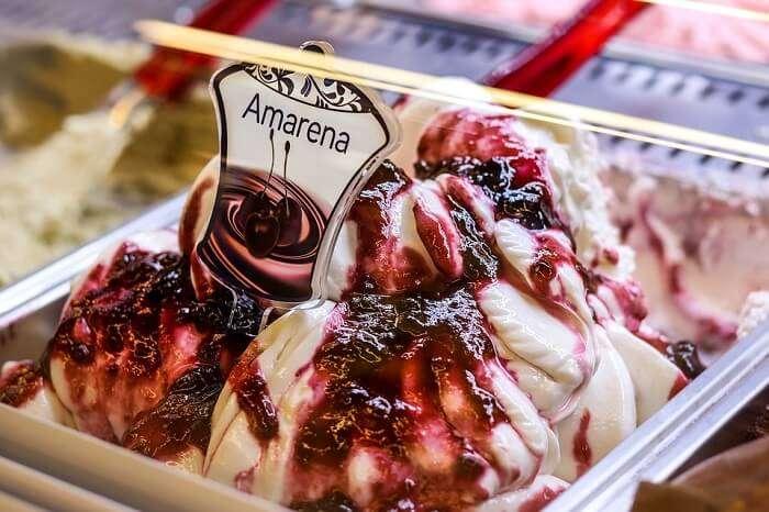 bolognese gelato