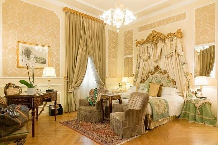 luxury hotel in bologna