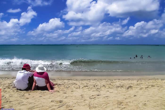 kunthu kal beach