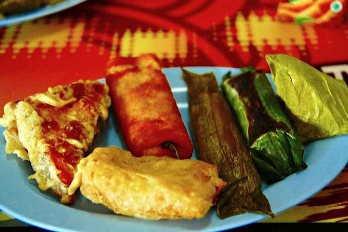 seafood cuisine