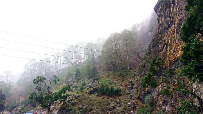 hills in nainital