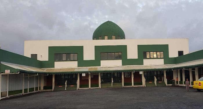 Masjid al Maktoum in NZ