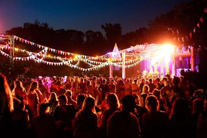 Secret garden festival