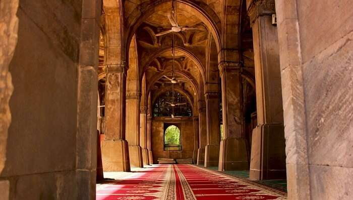 mosque in ahmedabad