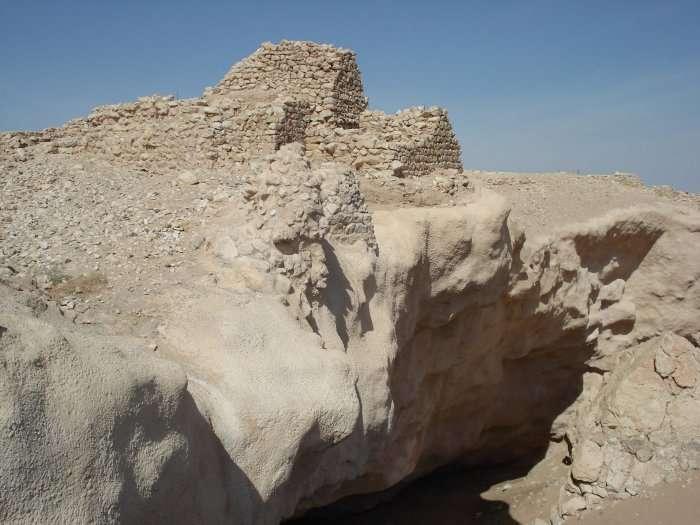 ruins of ubar in oman