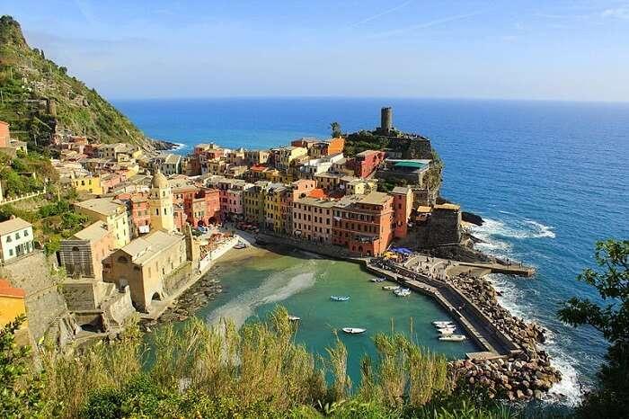 visit Cinque Terre in Italy