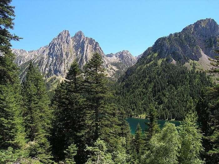 visit Ordesa National Park in Spain