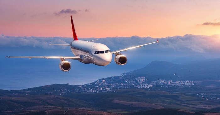 world's first ever plastic free flight og
