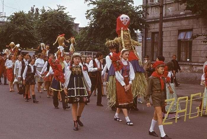 festival in poland