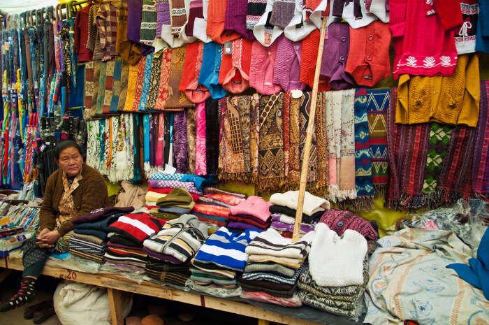 Bhutia Market