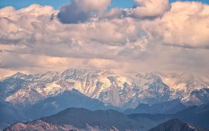 mesmerizing views