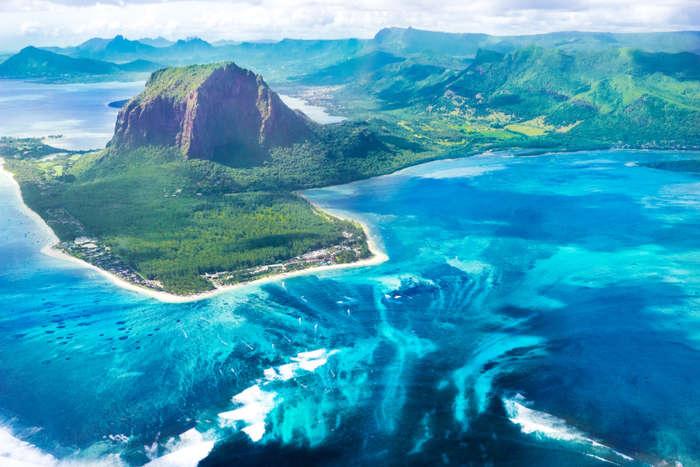 Islands Near Trou Aux Cerfs