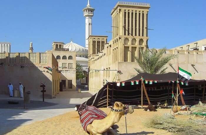 Al Bastakiya Quarters