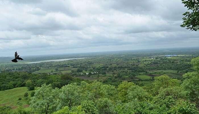 Anantagiri Hills 18/10/19