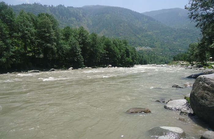 Beas River View