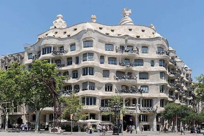 famous artist building
