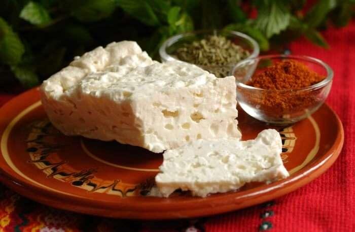 Cherni Vit Green Cheese