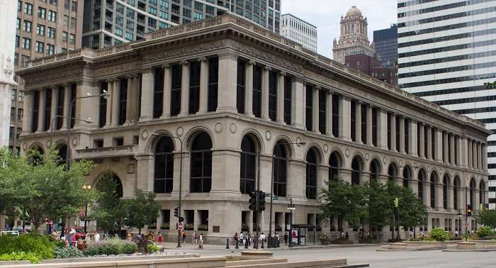cultural centre in chicago