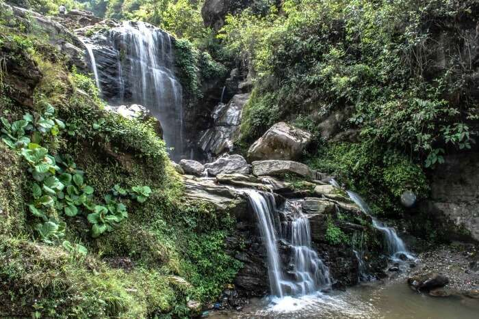 Chunnu Summer Falls