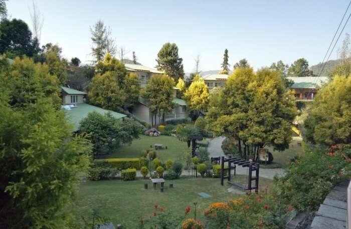 Park View Of Villa