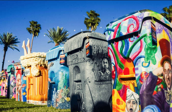 Coachella Art Studios