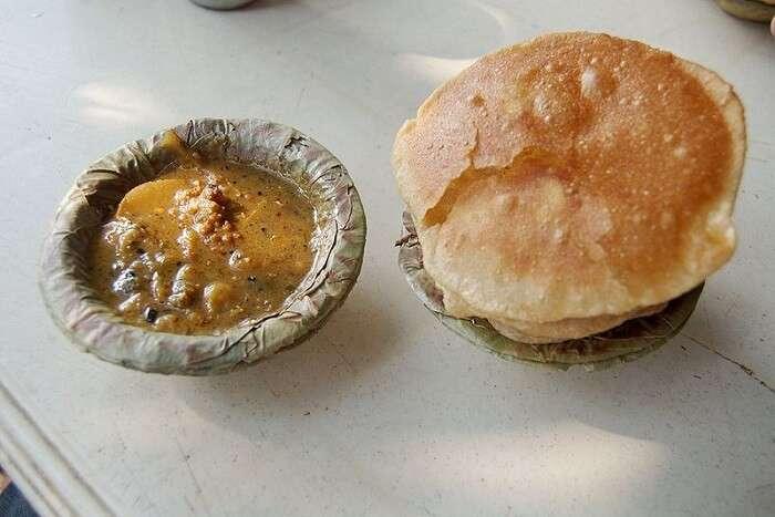 famous Uttar Pradesh cuisine