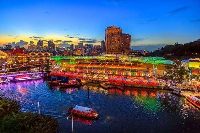 5 Best Restaurants Near Clarke Quay To Indulge At In 2019
