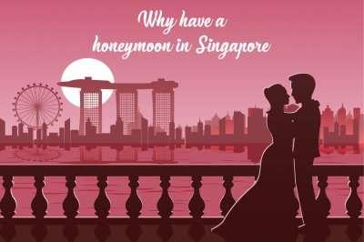 honeymoon in Singapore
