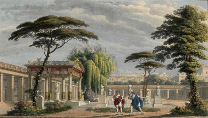 Diomedes Gardens